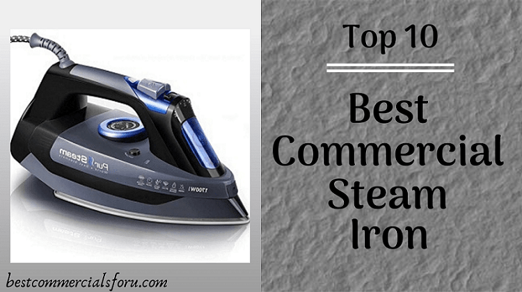 Best Commercial Steam Iron