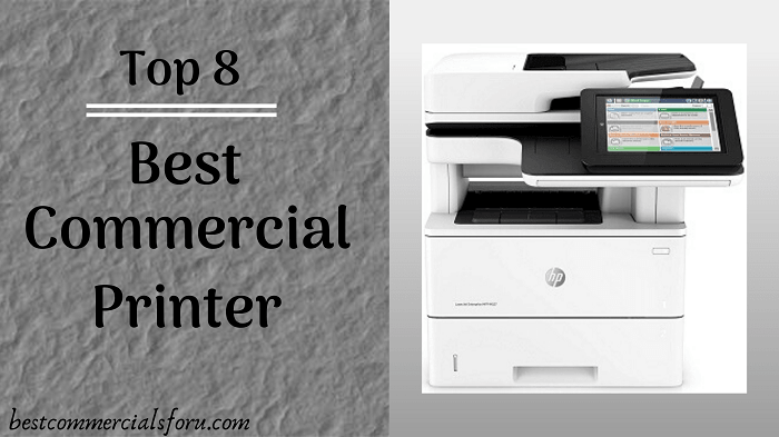 Best Commercial Printer