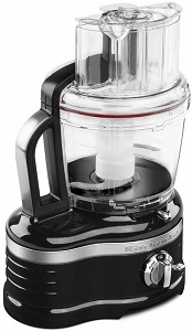 KitchenAid 16-Cup Food Processor Cast Metal Base & Commercial-Style Dicing Kit
