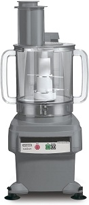 Waring Commercial FP2200 Batch Bowl and Continuous-Feed Food Processor