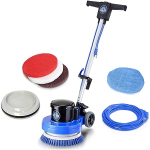 Prolux Core Floor Buffer - Heavy Duty Single Pad Commercial Floor Polisher and ScrubberBox Sample Title